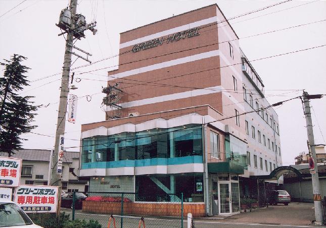 グリーンホテル会津01