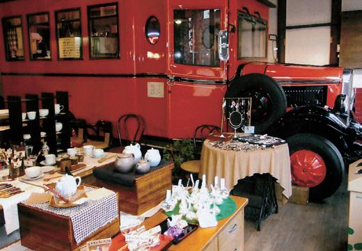 紀州屋 1934 BUS CAFE01
