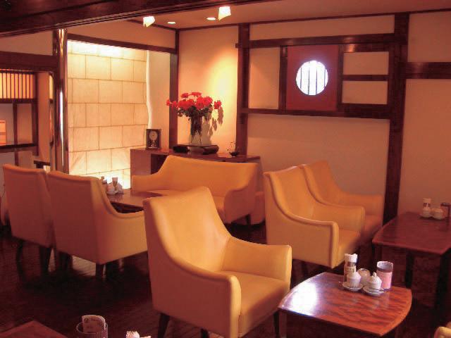 末廣酒造 喫茶「杏」01