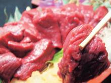 会津郷土食と桜鍋 鶴我 会津本店01