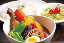 Soup curry & Dining tipu02
