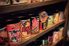 缶詰とお酒のBAR Ville -ヴィル-01