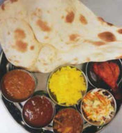 インド料理レストラン カーン ナワブ01
